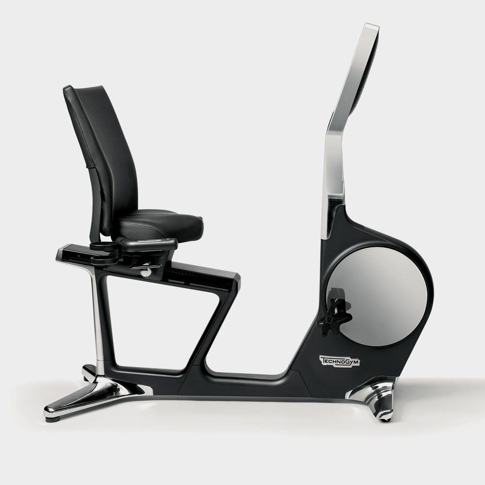 Concept Fitness gym equipment - technogym Recline Forma