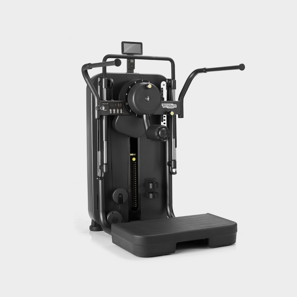 Concept fitness gym equipment - technogym artis multi hipe weights machine