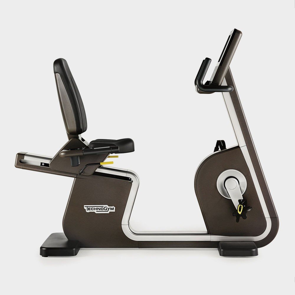 Concept fitness gym equipment - technogym Artis recline