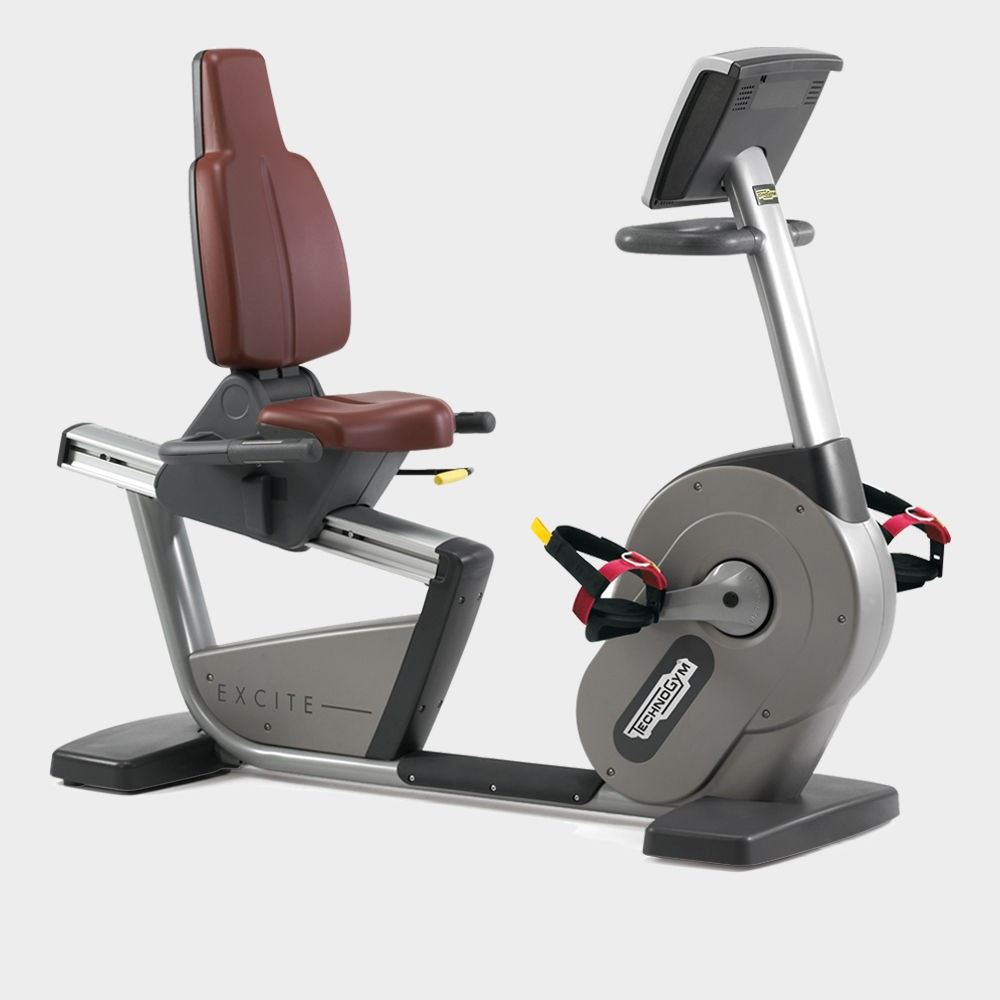 Concept fitness gym equipment - technogym Exite recline md