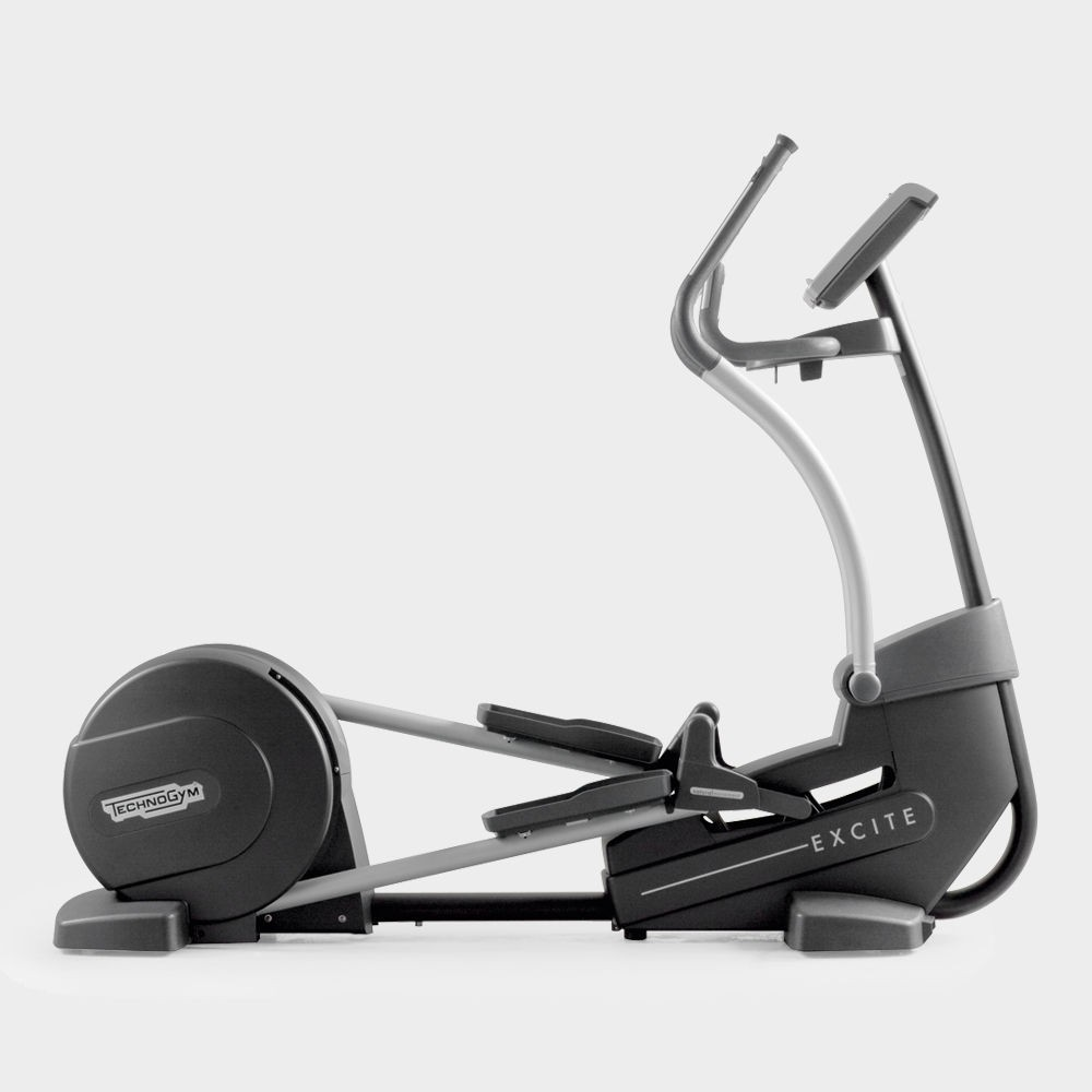 Concept fitness gym equipment - technogym Excite medical elliptical cross trainer